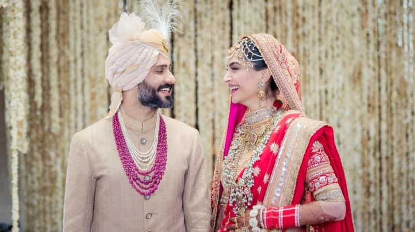Meet Anand Ahuja, the man Bollywood actress Sonam Kapoor married today