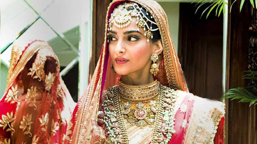 Sonam Kapoor weds Anand Ahuja: Actress adds name to list of most expensive wedding dresses in Bollywood
