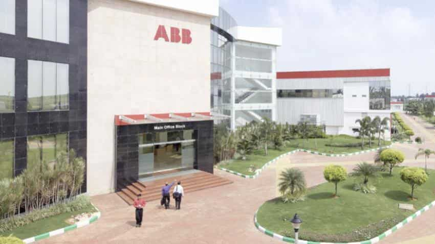ABB share price slips 2% despite Q1CY18 PAT jumping 14% to Rs 102 cr