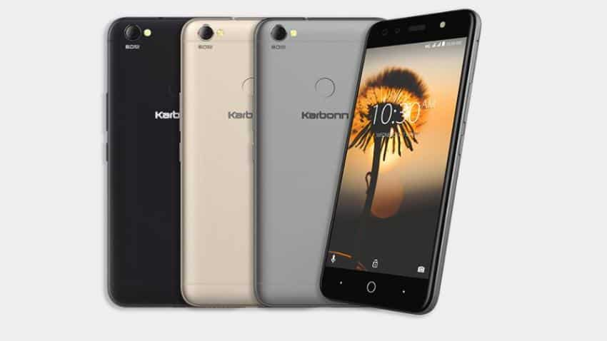 Karbonn Frames S9 smartphone launched priced at Rs 6,790; Rs 169 Airtel offer bundled in deal