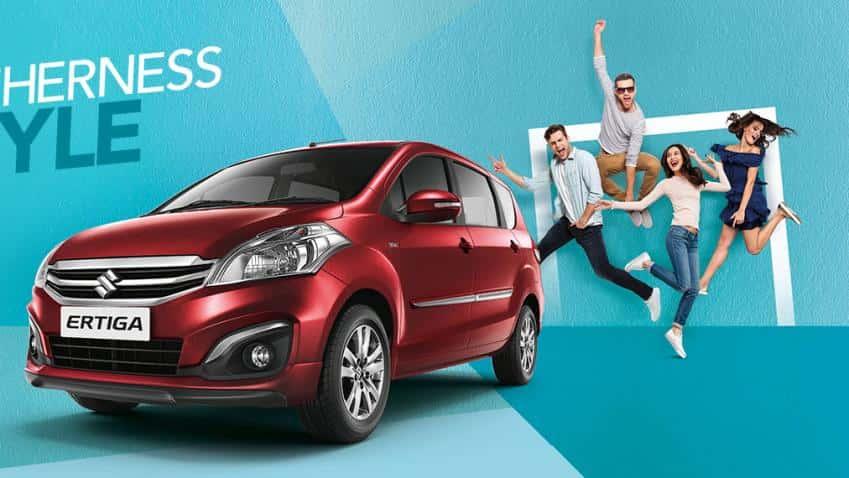 Maruti Suzuki Ertiga Limited Edition 2018 launched in India; check the changes
