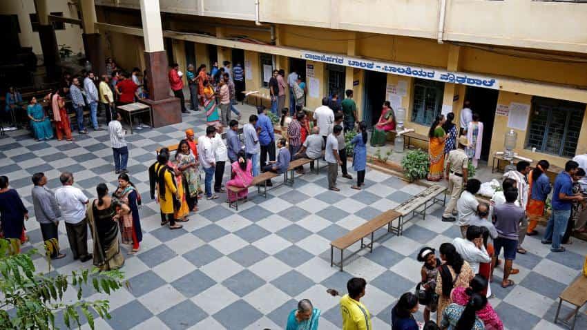 Karnataka Exit polls predict tight race between BJP, Congress; JDS set to emerge kingmaker
