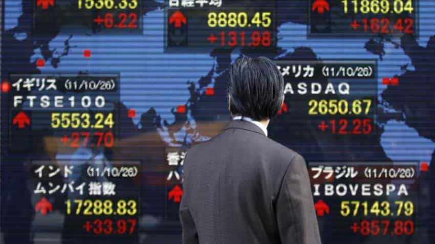Asian markets up on US-China thaw, Malaysian shares bounce, ringgit falls