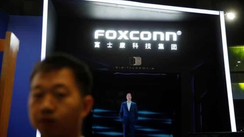 Apple supplier Foxconn posts 14.5 percent drop in first-quarter net profit