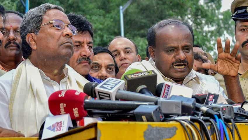 "Karnataka election: Kumaraswamy makes shocking claim, says, ""JDS MLAs are being offered Rs 100 crore each"""