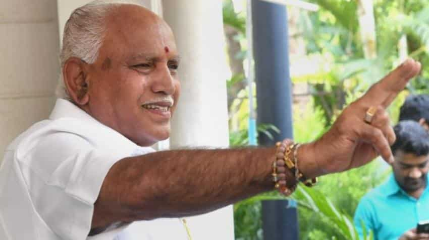 Who is Yeddyurappa, the one-time clerk who has been sworn in as the CM again in Bengaluru