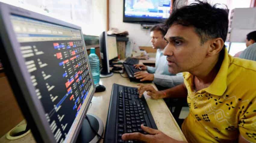 Sensex slips 238 points on Karnataka farm loan waiver, $80 Brent price