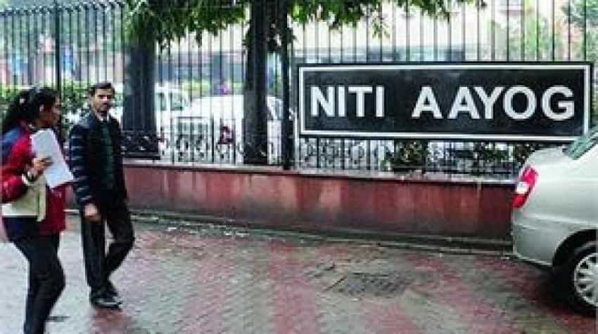 Growing at 9-10 pct challenge for India: Kant Niti Aayog CEO Amitabh