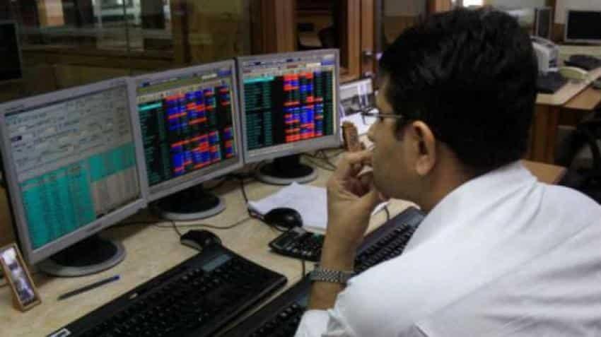 Sensex extends losses for 5th straight session, tanks 232 points on Karnataka politics, oil prices