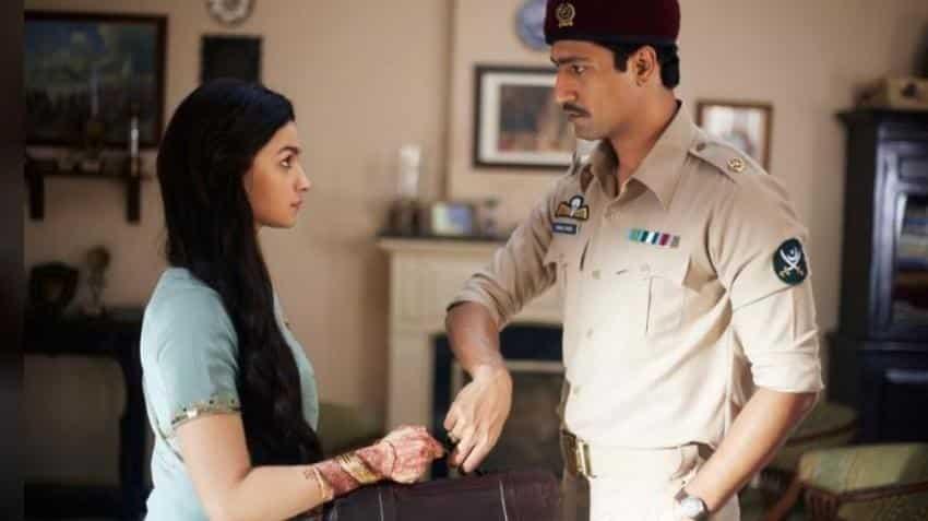 As Raazi box office collection crosses Rs 78.33 cr mark, Alia Bhat hits Rs 700 cr milestone