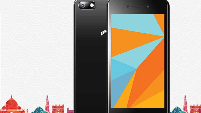 Micromax Bharat Go launched priced at Rs 4,399; pay just Rs 2,399 to buy;