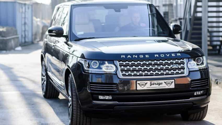 Jaguar Land Rover >> Jaguar Land Rover Q4fy18 Revenue Up 4 Land Rover Discovery