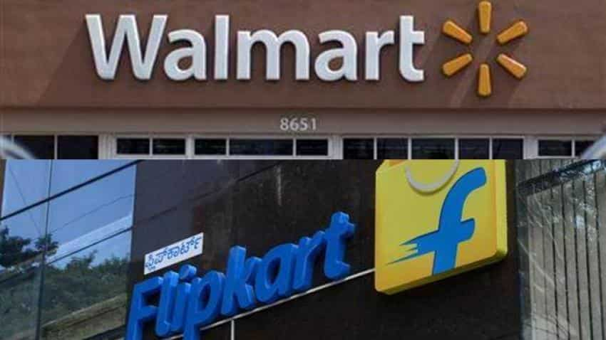 Walmart India, Flipkart top executives meet CCI; apprise of biz activities