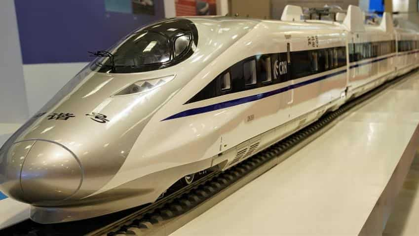 Test run of China's 160 kmph maglev train prototype successful