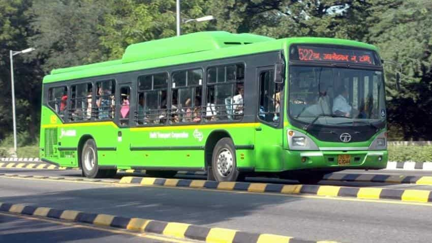 Passengers to soon get info on bus arrivals on smart phones