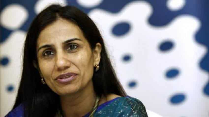 Sebi cracks whip, serves notice on ICICI Bank chief Chanda Kochhar in Videocon loan case