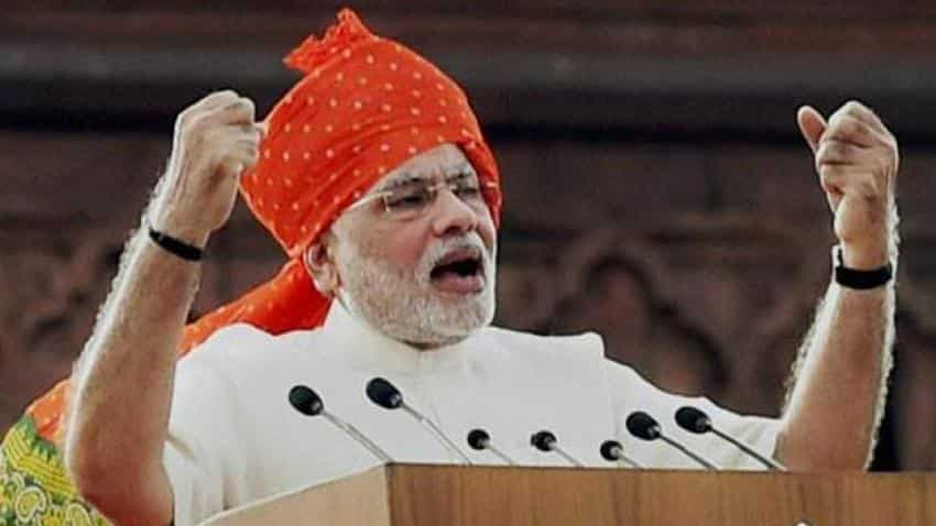 4 years of Modi govt: 5 points that raised the most dust