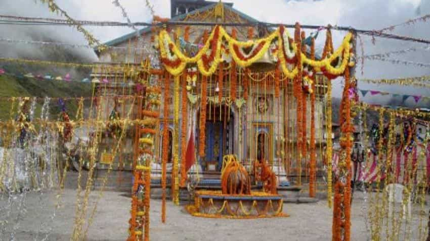 Helicopter package for Chardham yatra: BAOS protests hike in parking charges