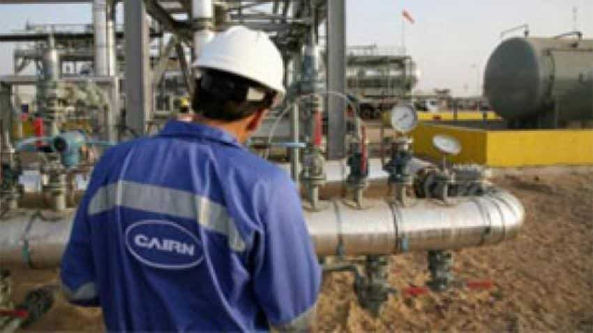 Tax Dept to sell Cairn Energy's attached shares at 'appropriate time'