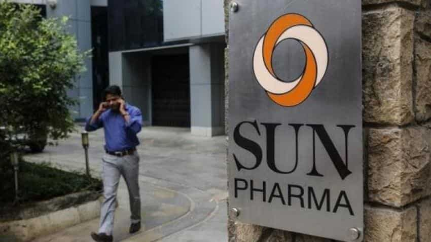 Sun Pharma top Sensex gainer; share price spikes 7% post Q4 FY18 results