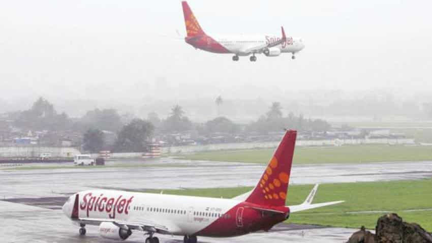 Jet Airways, SpiceJet, IndiGo share prices fly high; skyrocket up to a whopping 14%