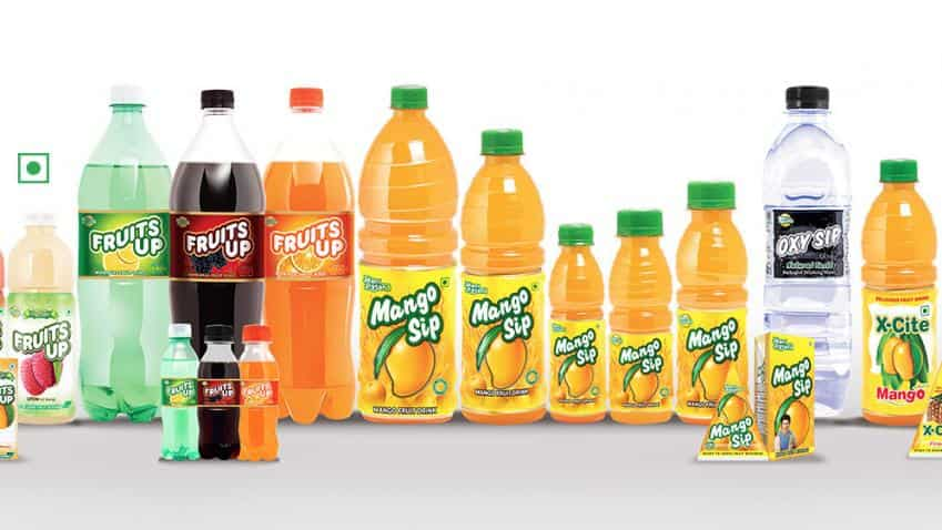 Manpasand Beverages, maker of MangoSip, Fruits Up, share price tanks 20% in day