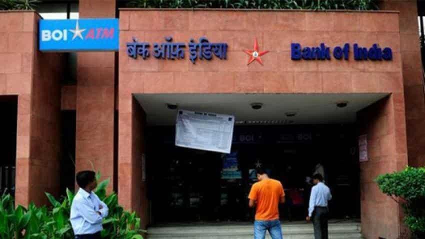 Bank of India posts $589 million fourth-quarter loss, misses estimates