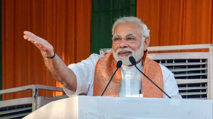 Banks have given Rs 6 lakh cr Mudra loans to 12 cr beneficiaries: PM Narendra Modi