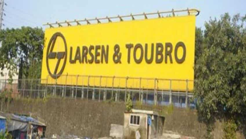 Larsen and Toubro top Sensex gainer, rallies 3% post Q4FY18 results; CLSA says 'Buy'