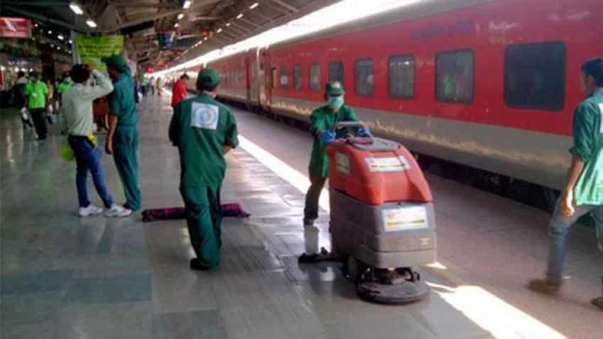 Indian Railways to play video on platform information screens explaining delays
