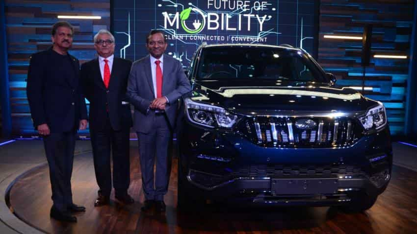 Mahindra Q4FY18 PAT surges 70% to Rs 1,059 cr; SUV Scorpio, Bolero drive sales