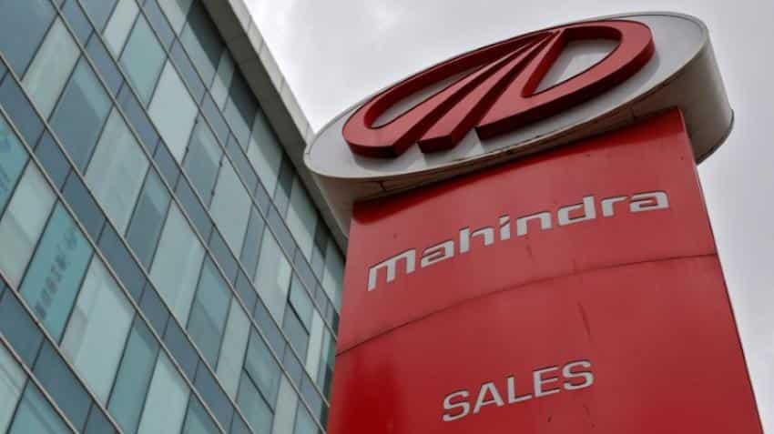 Mahindra and Mahindra share price hits record high; expect more upside