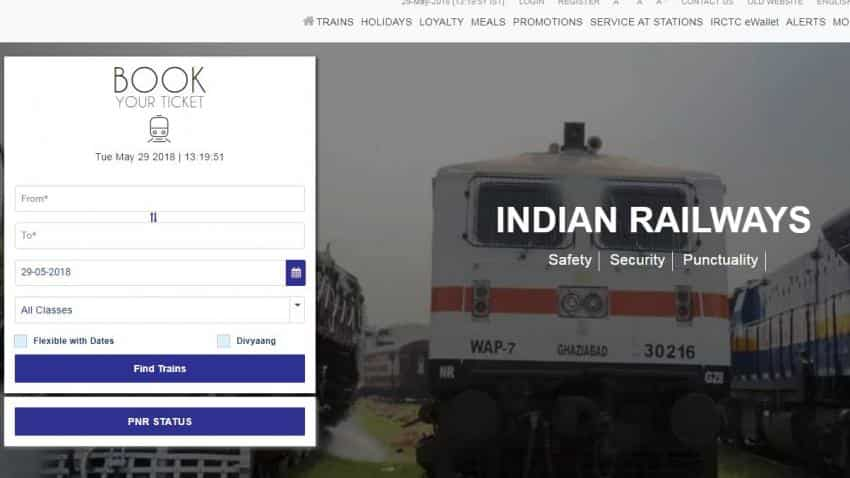 Indian Railways ticketing system: New user interface launched, check irctc.co.in