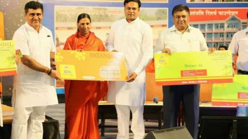Not everyone can get Patanjali-BSNL SIM card; this is what Baba Ramdev is offering