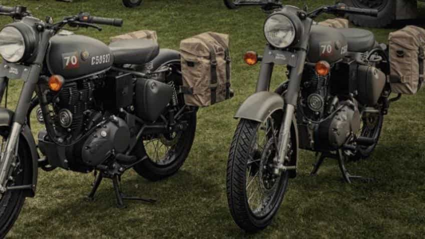 This Royal Enfield bike will blow you away; just a few of these cult-bike-in-the-making on offer
