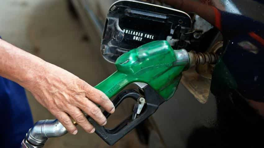 Relief from rate hikes; petrol price cut by 7 paise, diesel by 5 paise per litre today