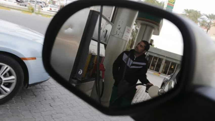 Petrol, diesel prices in your city today