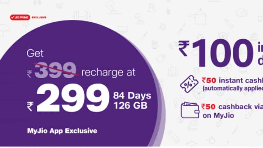 New Reliance Jio offer: In Rs 299, get Rs 399 Holiday Hungama plan; see how you benefit