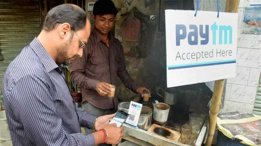 Paytm gross transactions run rate: $29 bn mark crossed courtesy mobile payments, bank transfers