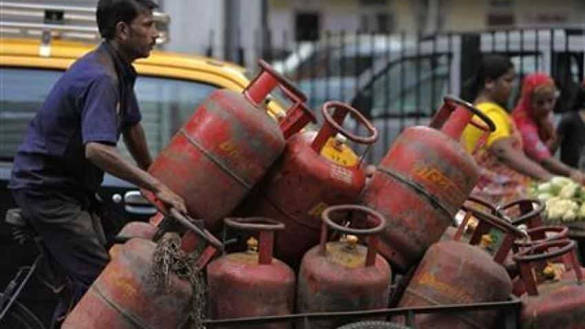 In big shock, LPG cylinder price hiked by Rs 48 even as petrol diesel rates remain at record highs