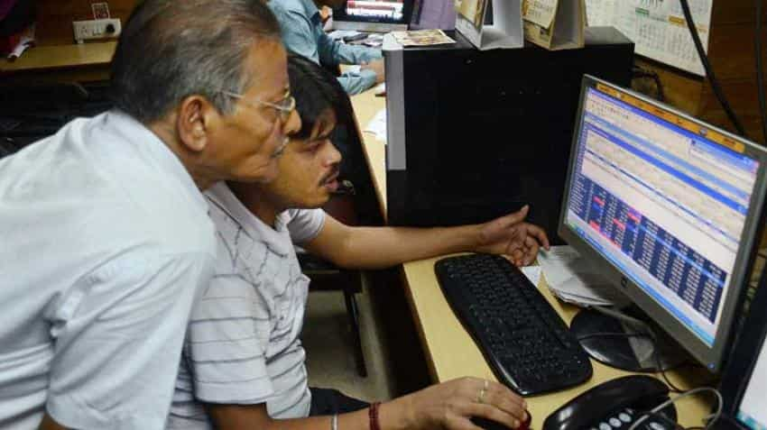 Sensex ends 95 points lower on negative global cues; logs weekly gains