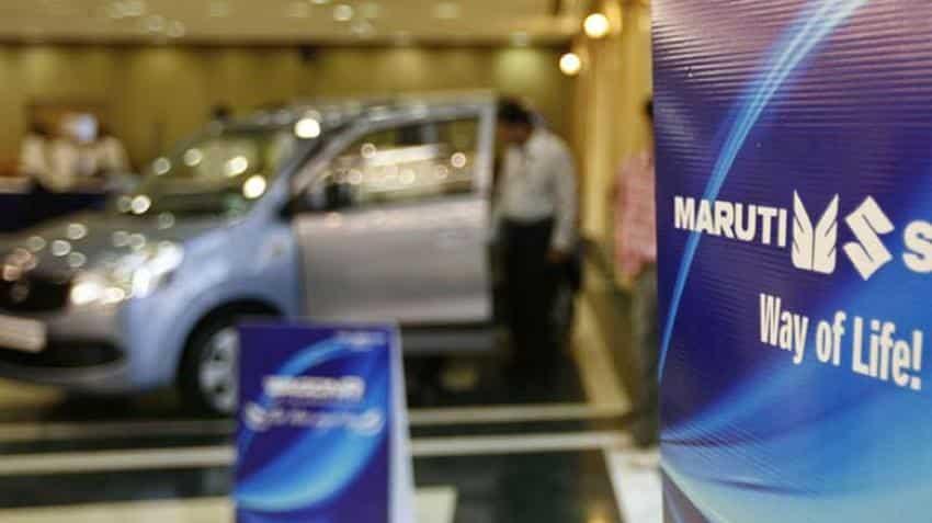 Maruti Suzuki Beats All  But Tata Motors  Honda Do Well In