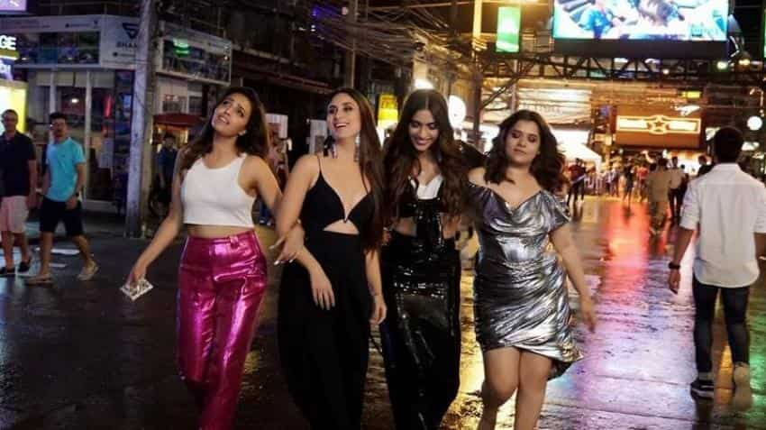 Veere Di Wedding box office collection day 2: Kareena Kapoor, Sonam Kapoor starrer bags Rs 12.25 cr