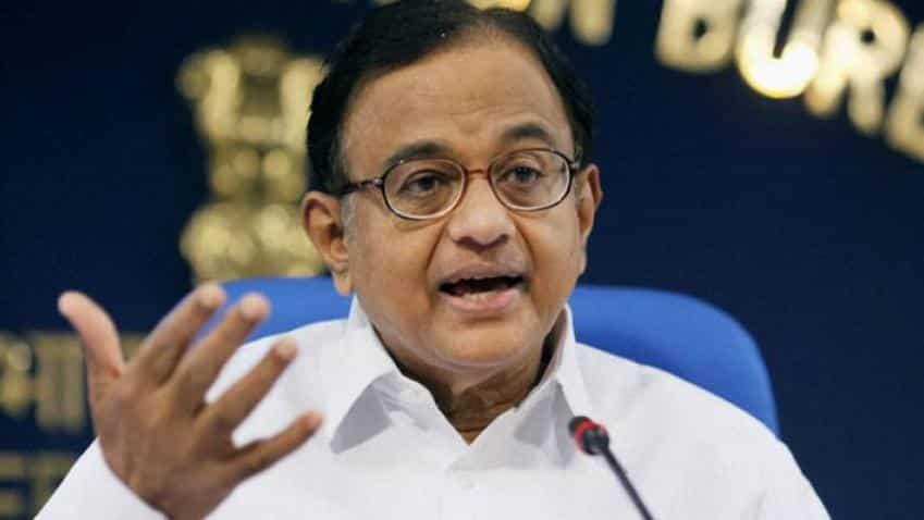 Chidambaram attacks Narendra Modi govt, calls Indian economy a car with 3 tyres punctured