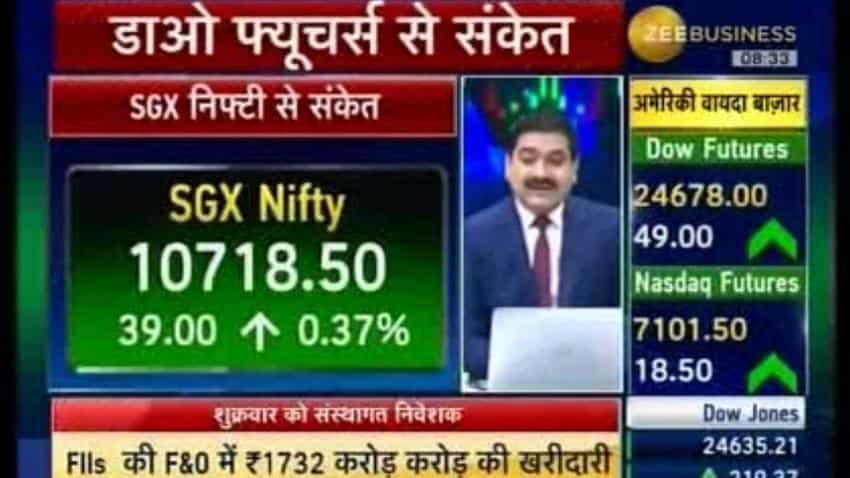 Anil Singhvi's Market Strategy June 4: Auto, metals, private banks set for positive drive
