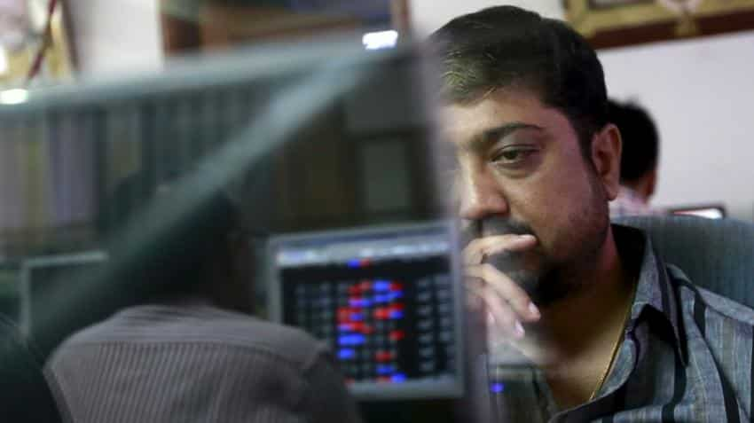 Sensex slumps 215 points as investors turn cautious ahead of as RBI policy outcome