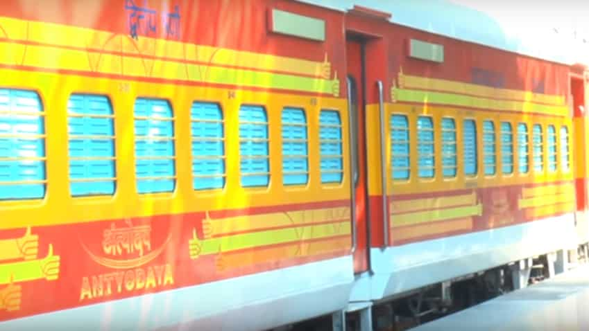 Indian Railways inaugurates new Santragachi-Chennai Central Antyodaya Express; All details here