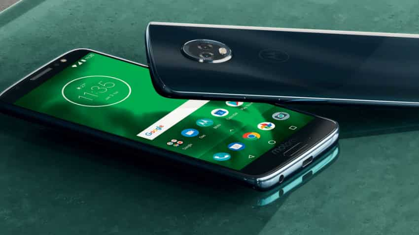 Moto G6, Moto G6 Play launched in India: Know price, specs and features