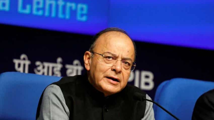 Arun Jaitley back in saddle after surgery; holds meeting of key FinMin officials