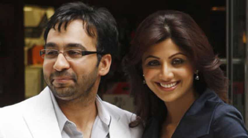 This stock involving Shilpa Shetty, Raj Kundra tanks 20% today; it has Bitcoin connection too